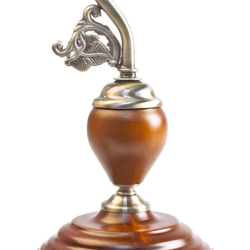 De Bureau Vert Jour Lampe Banquier On80kwp Avec Verre En Abat lc3FJT1K