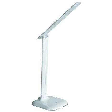 Lampe de bureau 9W DOSAN LED Kanlux | Blanc - Blanc Neutre 4000K