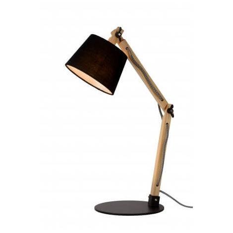 Lampe De Bureau Olly - Noir - Noir