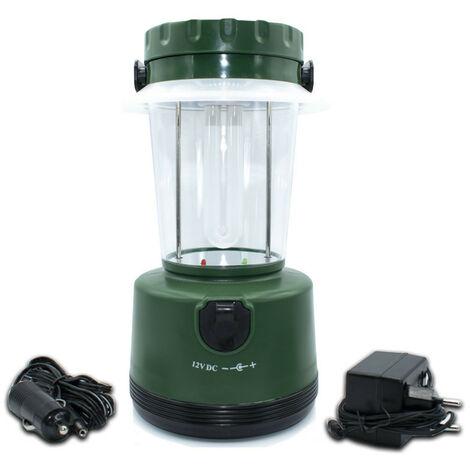 Lampe de Camping portable Tecnid avec une lampe de PL7W 7162