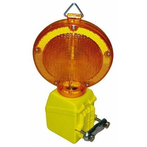 Lampe de chantier automatiquecle fournie 1 pile 6 v non fournies