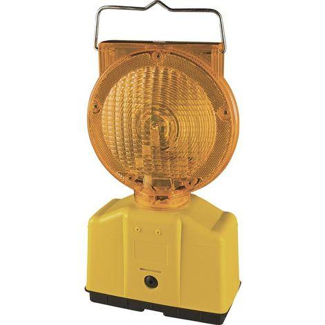 Lampe de chantier solaire clignotante - Taliaplast - 500204