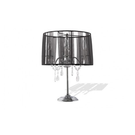 Noir De Chevet Lampe Abat Tl00050bl Design Jour cKF1Jl