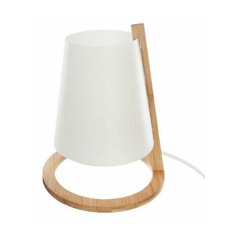 Lampe de chevet design - H 26 cm - Livraison gratuite