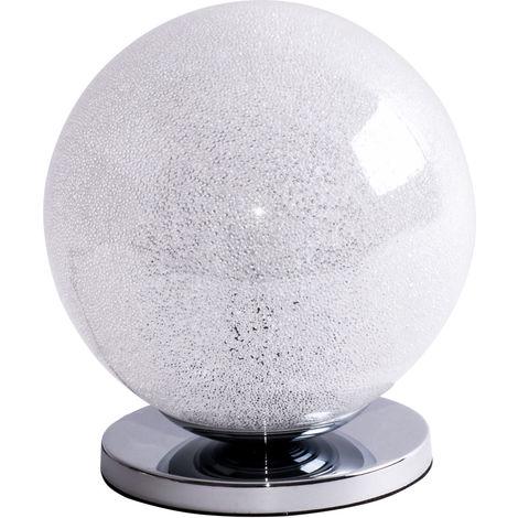 Lampe de chevet design lampe de chevet lampe de lecture cristal optique salon éclairage briloner 7010 -018