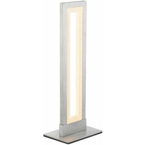 Lampe de chevet design LED salon salle à manger éclairage ALU lampe de lecture Globo 68144T