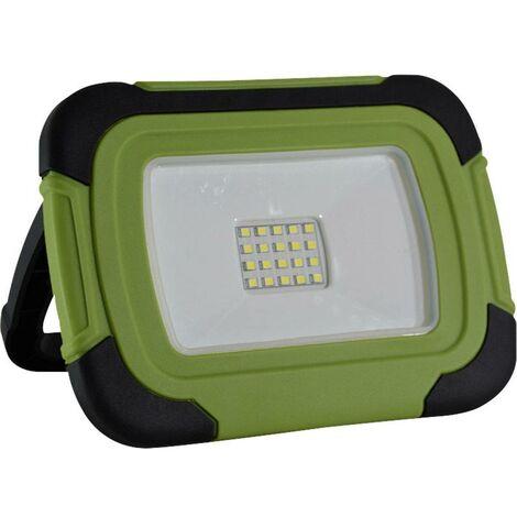 Lampe de construction / lampe de travail Samsung V-tac VT-10-R - Rechargeable - 10W - 6400K - Vert