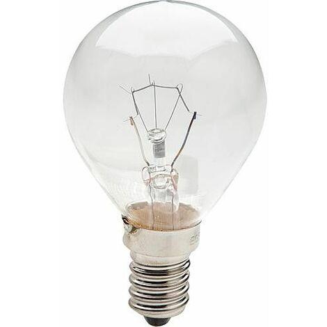 Four Hotpoint lampe ampoule 300C universel E14 15 w 41-ep-15