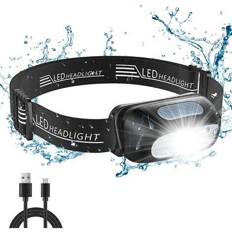 Lampe de Lecture Rechargeable, 360° Cou Flexible Liseuse Lampe Clip, 3 Température de Couleur & 3 Niveaux de Luminosité, Interrupteur Tactile, 7 LED Mini Veilleuse pour Nuit, eReaders, Voyage