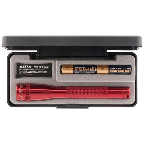 Lampe de poche compacte Mag-Lite LED PRO+ SP+P 16.7 cm - différents coloris