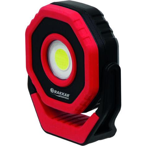 Lampe de poche DRAKKAR rechargeable LED 700 Lumens - 02307 - -