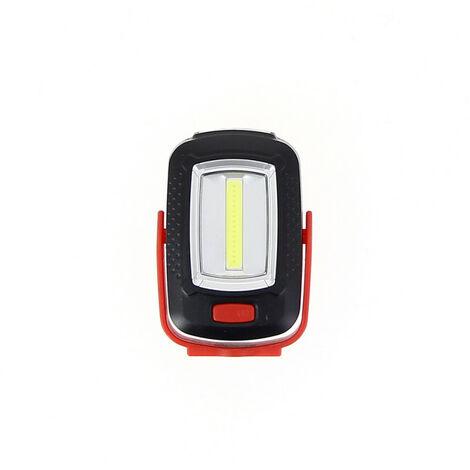 Haute Intensité DEL Lampe de poche avec piles Duracell DEL Lampe de poche 1000 Lumens