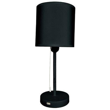 Noire Poser Usb Connect Lampe De Port Salon À I76vgyYbf