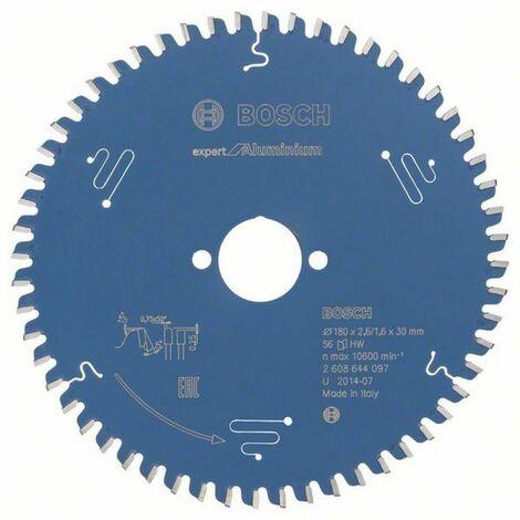 Lampe de scie circulaire Expert for WOOD ø30mm -180 x 30 x 2,6 mm, 56 - 2 608 644 097