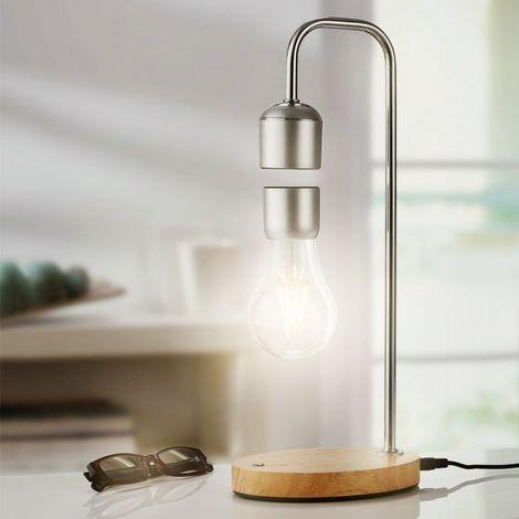 Lampe de table anti-gravité Nofall ALTHURIA - Aluminium 01 - Intérieur - Anti-gravité