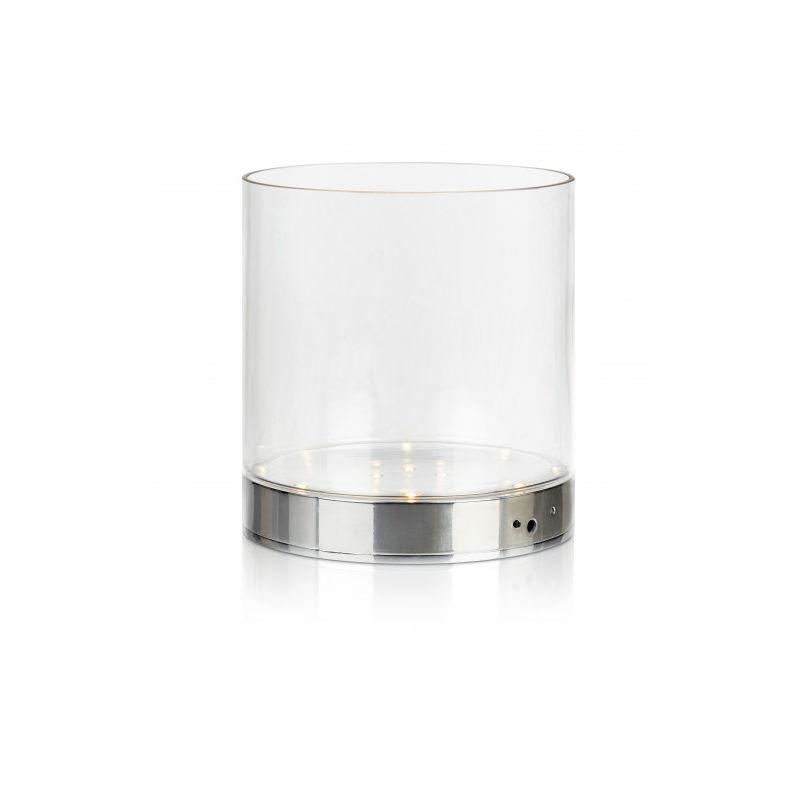 Markslojd - Lampe de table BOUQUET chromée 18 ampoules