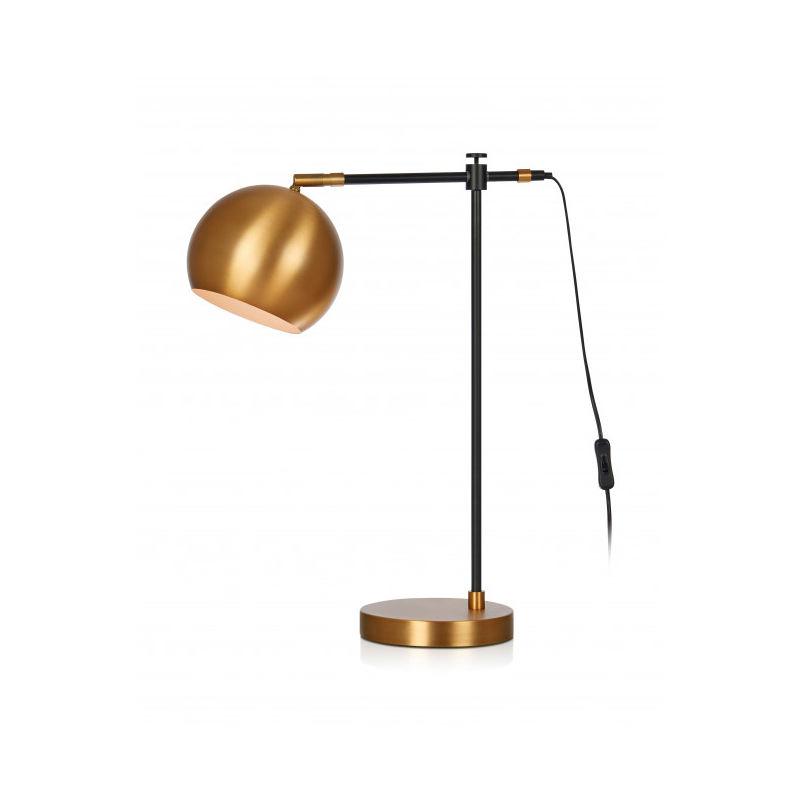 Markslojd - Lampe de table CHESTER Noire 1 ampoule
