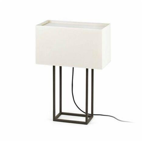 Lampe de Bureau Marron 2 X E27 20W Vesper FARO FAR_29985