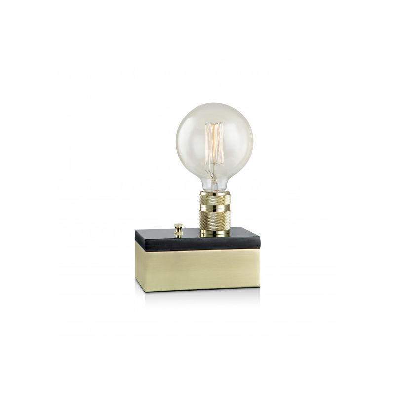 Lampe de table ETUI Laiton 1 ampoule