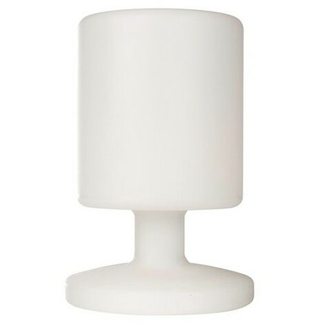 LAMPE DE TABLE LED BLANC