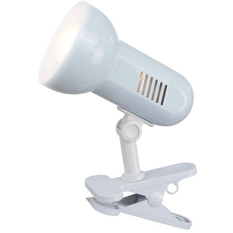 Lampe de table luminaire serre-fils spot éclairage bureau cabinet travail