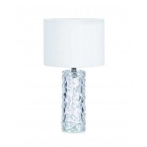 Lampe de table MADAME Transparente 1 ampoule