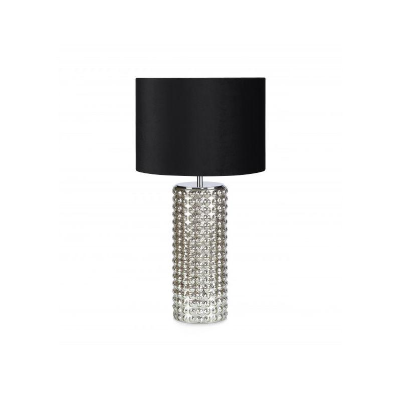 Markslojd - Lampe de table PROUD argentée 1 ampoule