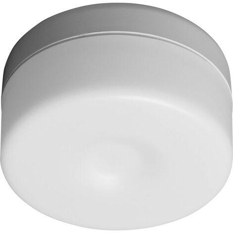 Lampe de table sans fil LEDVANCE DOT-IT TOUCH HIGH WT LEDV 4058075399709 LED intégrée Puissance: 0.45 W blanc froid
