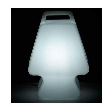 Lampe de table SLIDE Pret à porter, LED RGB 37 cm - Led RGB - Extérieur - Eclairage LED RGB (fournies)