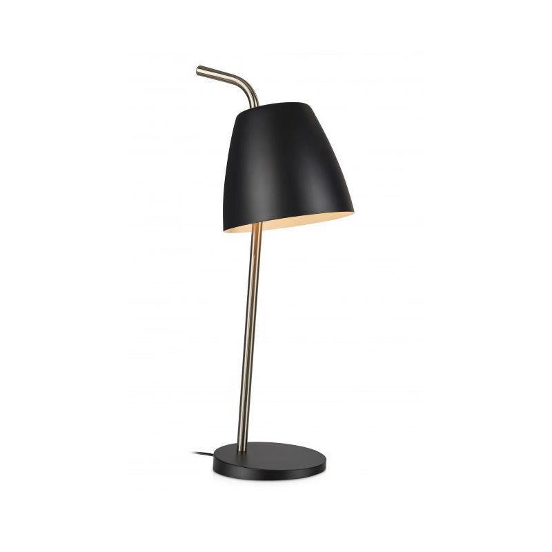 Markslojd - Lampe de table SPIN en acier et noir