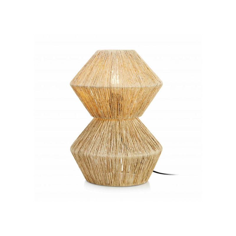 Markslojd - Lampe de table STRAW blanche 1 ampoule