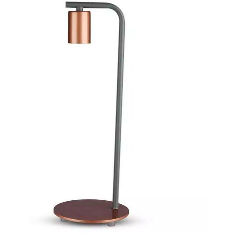 Lampe de table V-tac VT-7412 - E27 - Bronze