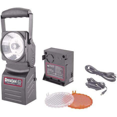 Acculux 457181 Ip64 De Power Lampe Travail Led Noir Mm Na · 5 8PX0kwnO
