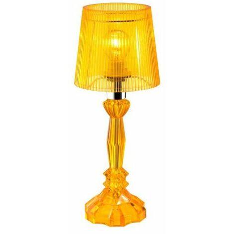 """14/"""" Touch Lampe Laiton poli chrome verre Lampe Lampe Lampe de table de chevet rose design"""