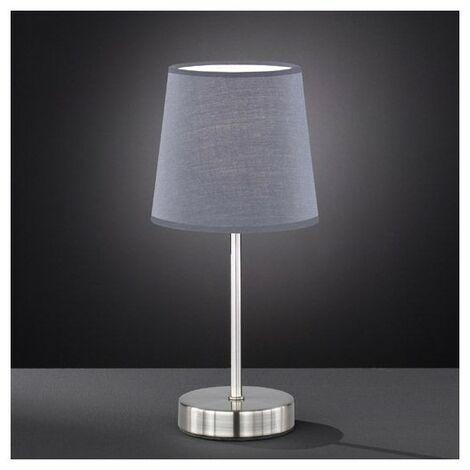 Lampe Design Amalia Grise - Gris