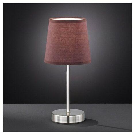 Lampe Design Amalia Marron