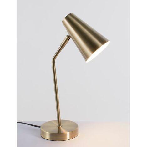 Lampe design Corep Charlie Laiton Métal 652379