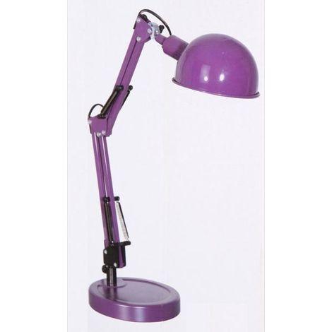 Lampe design Corep Hype Violet Métal 507977