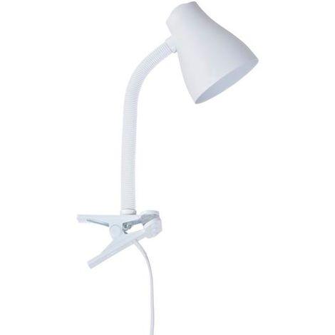 Lampe design Corep Leila Blanc 651274