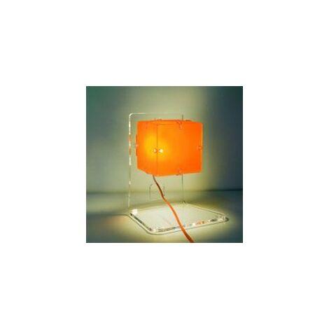 Lampe Design Lola Orange