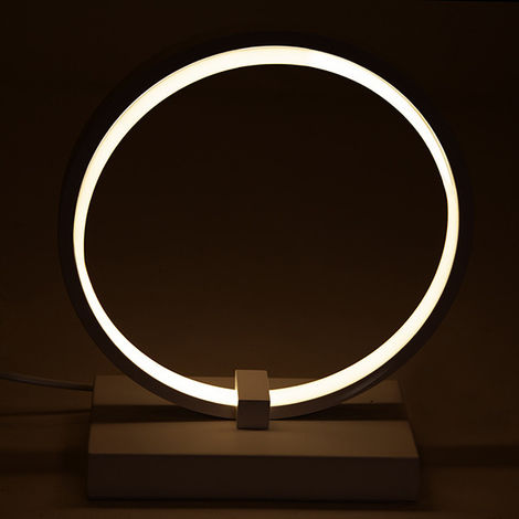 Lampe DeTable LED 15W 1100Lm Dimmable Circle