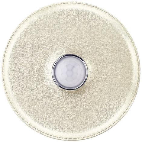 Lampe Détecteur de Mouvement, LED Detecteur Mouvement, Lampe de Placard, pour Penderie/Étagère/Entrée/Garage/Cuisine/Passage (Blanc)