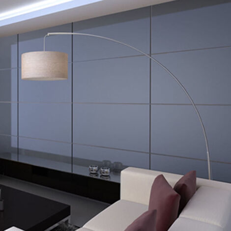 Lampe en suspension 192 cm en arc