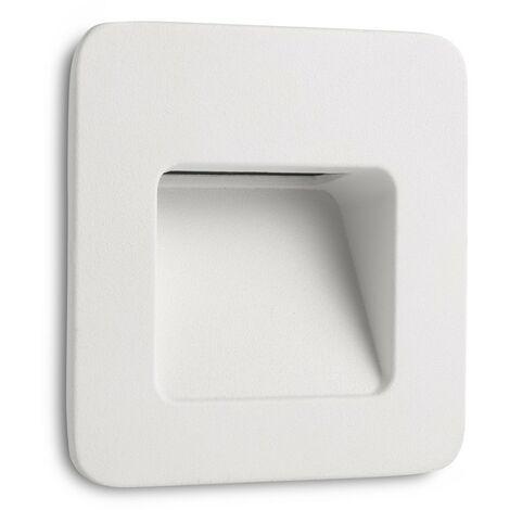 Lampe encastrée NASE - Blanc