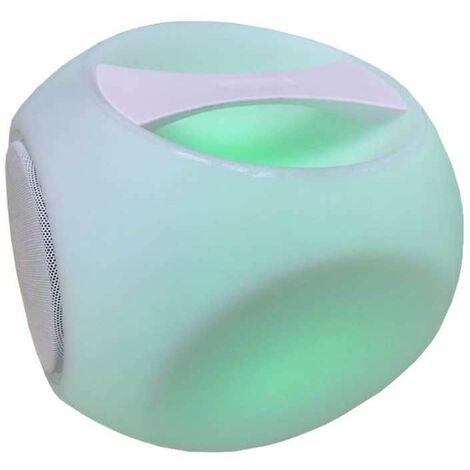 Lampe Cm Led 20 Enceinte X Cube Hp Bluetooth WEIYDH29e