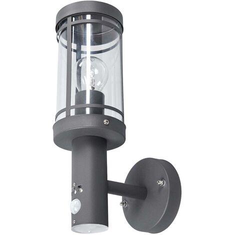 Steinel Capteur Extérieur Luminaire L 825 DEL Murale éclairage de 160 ° Détecteur mvt
