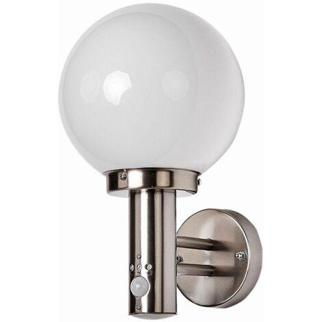 Exterieure En Inox 'nada' Detecteur Lampe De Mouvement CdBeox