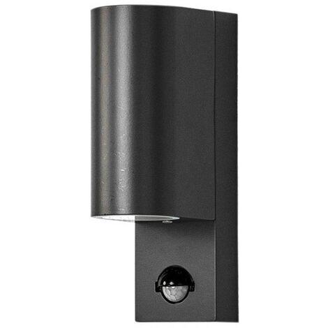 Lampe Exterieure Detecteur De Mouvement 'Palina' en aluminium