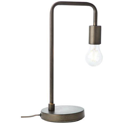 Lampe FILA 1x40W E27 Antique-Noir