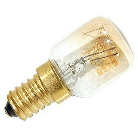 Lampe four 25w 220v (299543-42102) (C00076978) Four, cuisinière BOSCH, SIEMENS, NEFF, ARISTON HOTPOINT, CONSTRUCTA, CANNON, VIVA, BLAUPUNKT, INDESIT, JUNKER, SCHOLTES, GAGGENAU